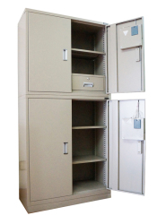 JW-201-202 Double Section Security Cabinet