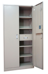 JW-203 Single Stand Security Cabinet