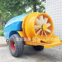 JY3WG-1200A型拖拉机牵引式风送果园喷雾机