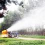拖拉机风送式高效远程喷雾机 雾炮机 拖拉机背负式打药机