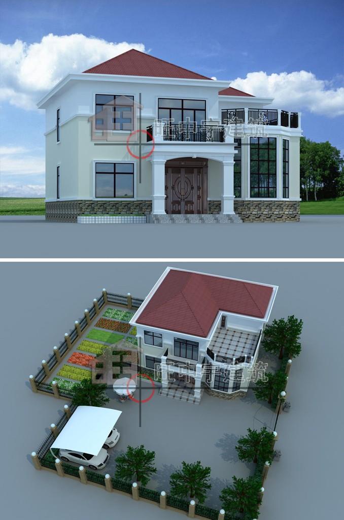 自建房别墅