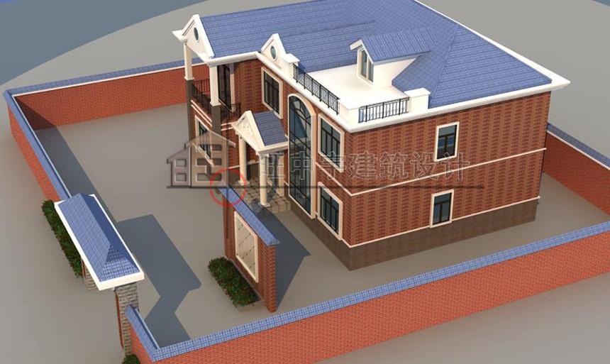 农村别墅自建房