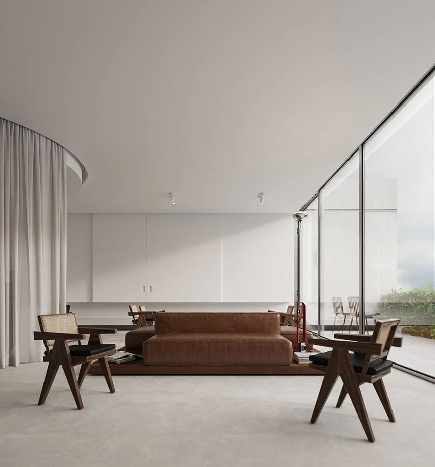 -昌迪加尔木椅藤编 皮埃尔让雷特设计做ui设计好还是电商好图片