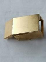 RJ45铜壳镀全金