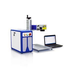 桌面分体式光纤激光打标机