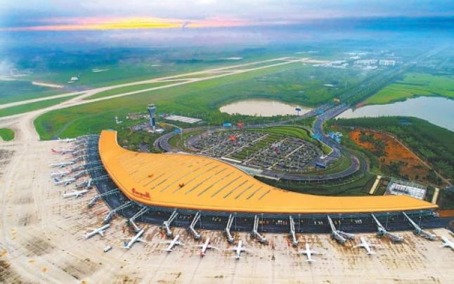 加速迈向区域性航空枢纽