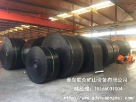 铁矿用耐寒防撕裂钢丝绳芯输送带