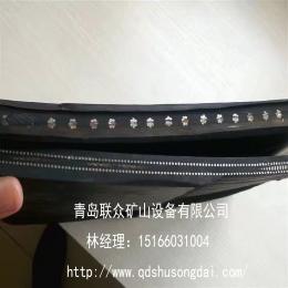 焦化厂耐高温型钢丝绳输送带