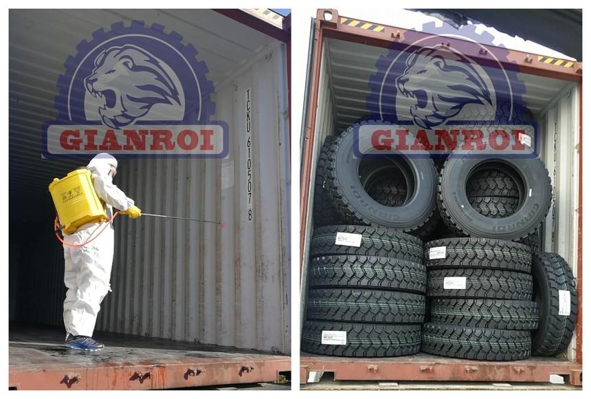 Gianroi tire D902M9