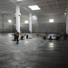 金刚砂耐磨地坪漆在工厂的应用