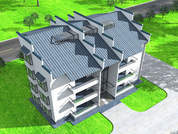 地址设计师,别墅自定制设计,建房房屋设计,中南建筑设计院详细农村图片
