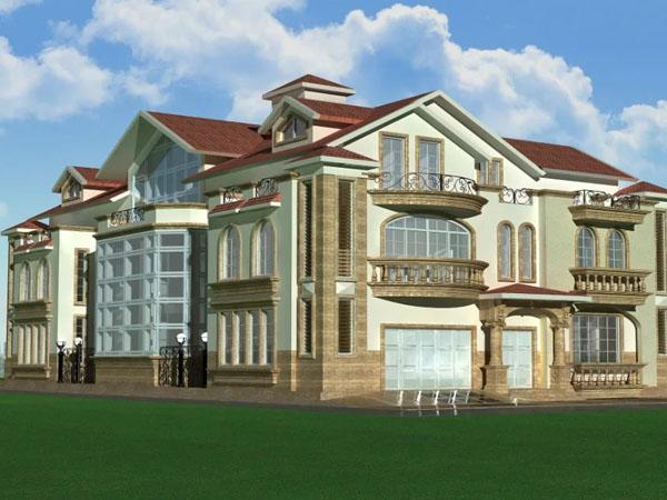 别墅设计师,农村自建房设计,定制图片设计,广告设计优秀房屋图片