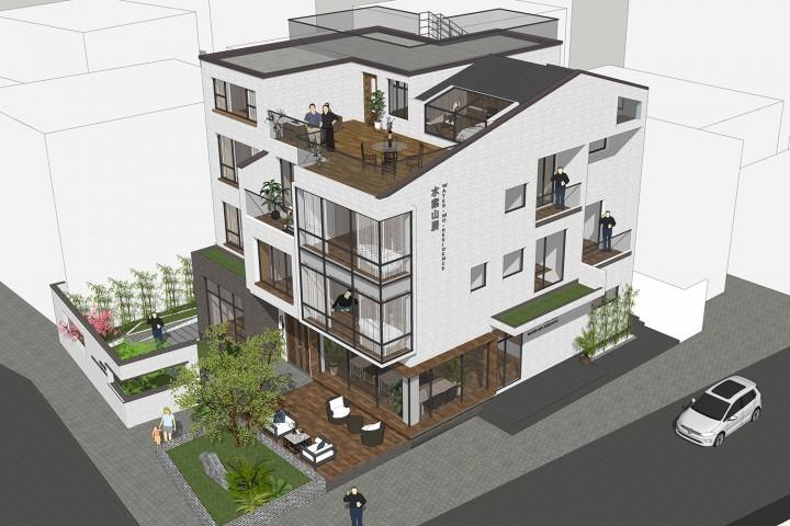 别墅设计师,房屋自定制设计,建房农村设计,设计软件家居装修图片