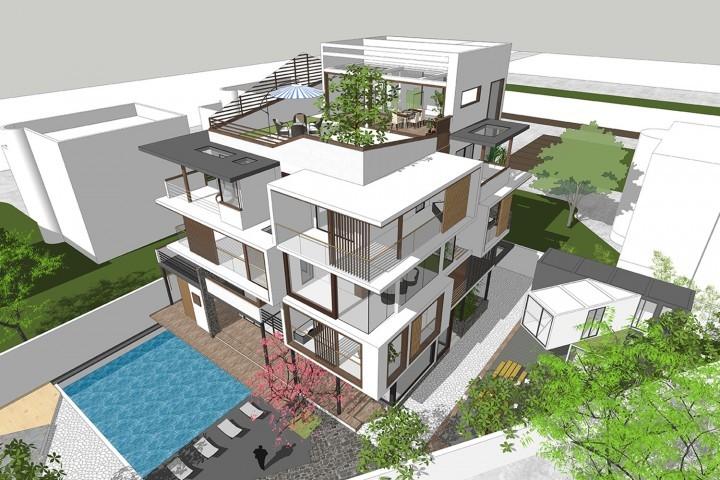 房屋设计师,卧室自建房设计,定制别墅设计,农村设计图点评图片