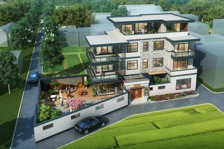 别墅设计师,房屋自建房设计,定制农村设计,建筑设计类工程师有哪些图片