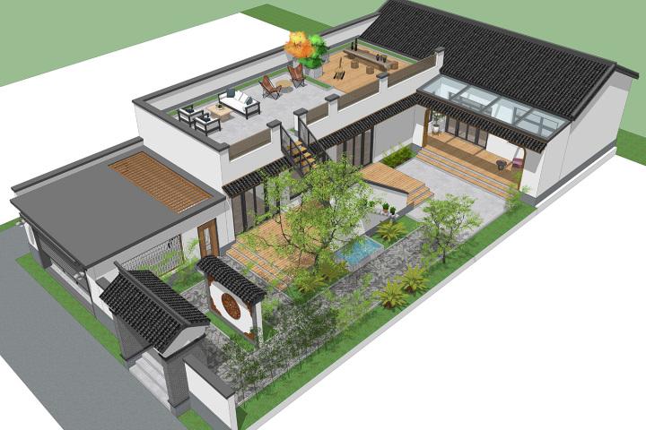 房屋设计师,农村自建房设计,定制别墅设计,有限公司佛山市设计图片