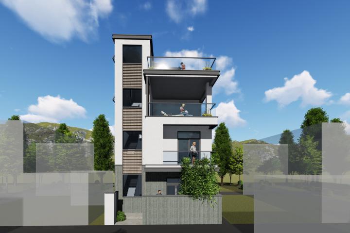 别墅设计师,房屋自定制设计,建房农村设计,快餐外送广告设计图片