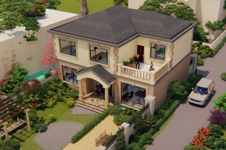 房屋设计师,别墅自定制设计,建房广告设计,农村服装设计图片