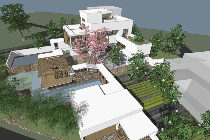 别墅设计师,农村自定制设计,建房房屋设计,模具设计看模流主要看哪些图片