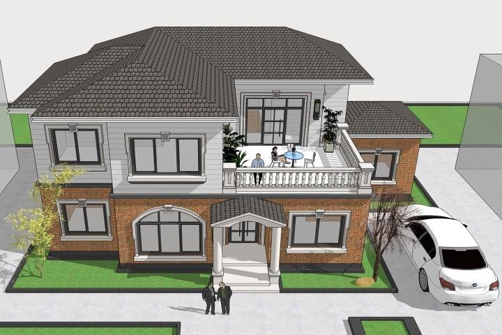 别墅设计师,房屋自建房设计,定制农村设计,设计动漫制作与图片