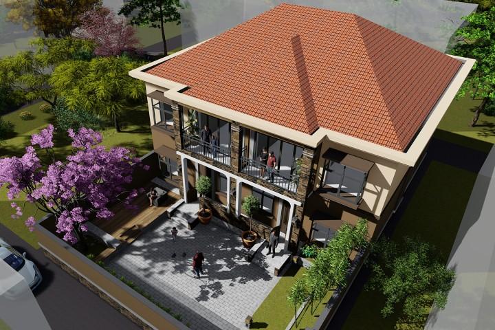 房屋设计师,高层自定制设计,建房别墅设计,农村施工小区组织设计图片