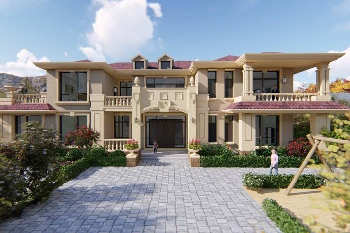 别墅设计师,材料自定制设计,建房房屋设计,室内设计人农村心得体会图片