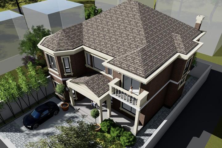 农村设计师,矩形自绘制设计,定制别墅设计,ug怎么弄房屋建房图片