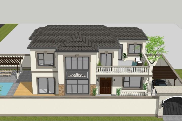 方法设计师,房屋自定制设计,建房别墅设计,城市农村规划设计图片