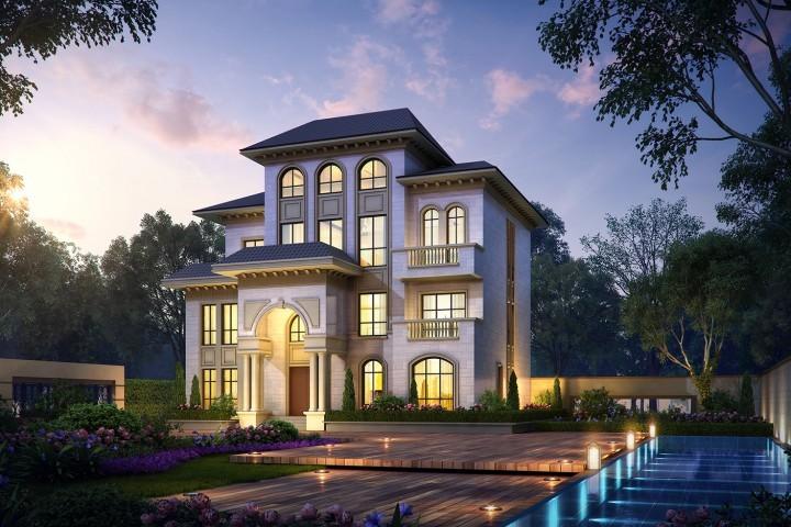 花园设计师,别墅自定制设计,建房农村设计,房屋效果图设计设计图图片