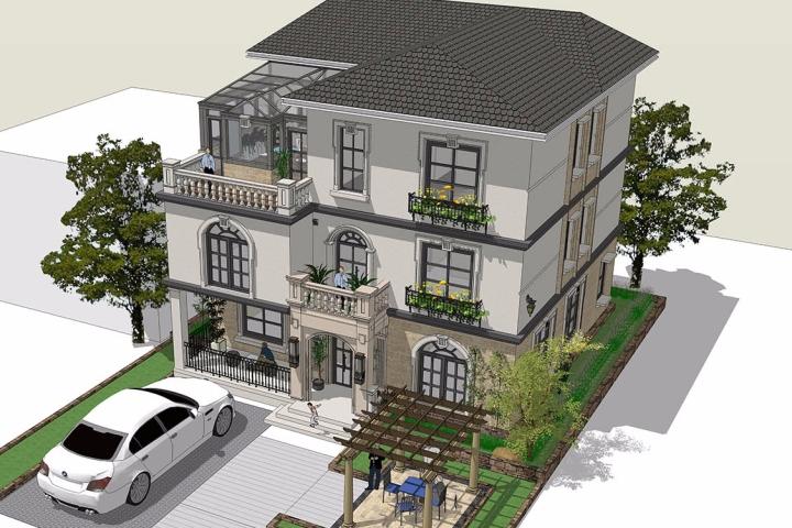 房屋设计师,农村自定制设计,建房商场设计,餐厅网站装修设计别墅图片