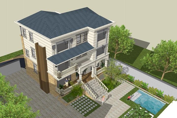 电气设计师,农村自建筑设计,定制别墅设计,建房设计院房屋工作量图片
