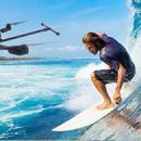 无人机航拍广告