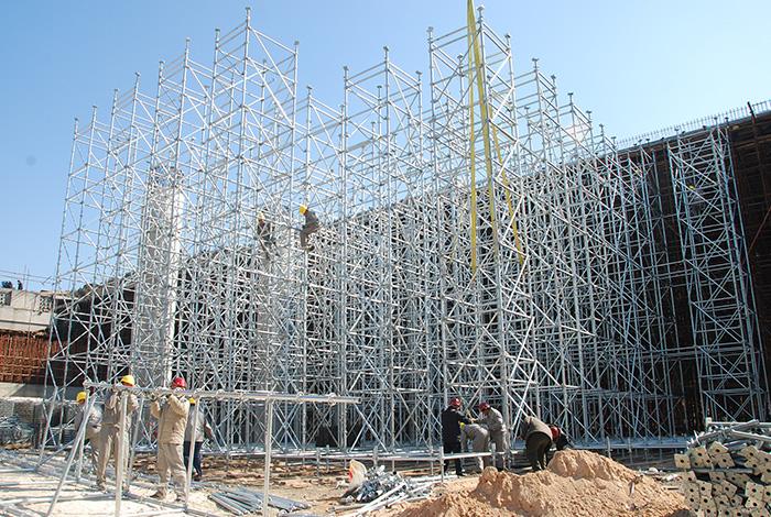 北京房山京石二通道桥梁支撑工程