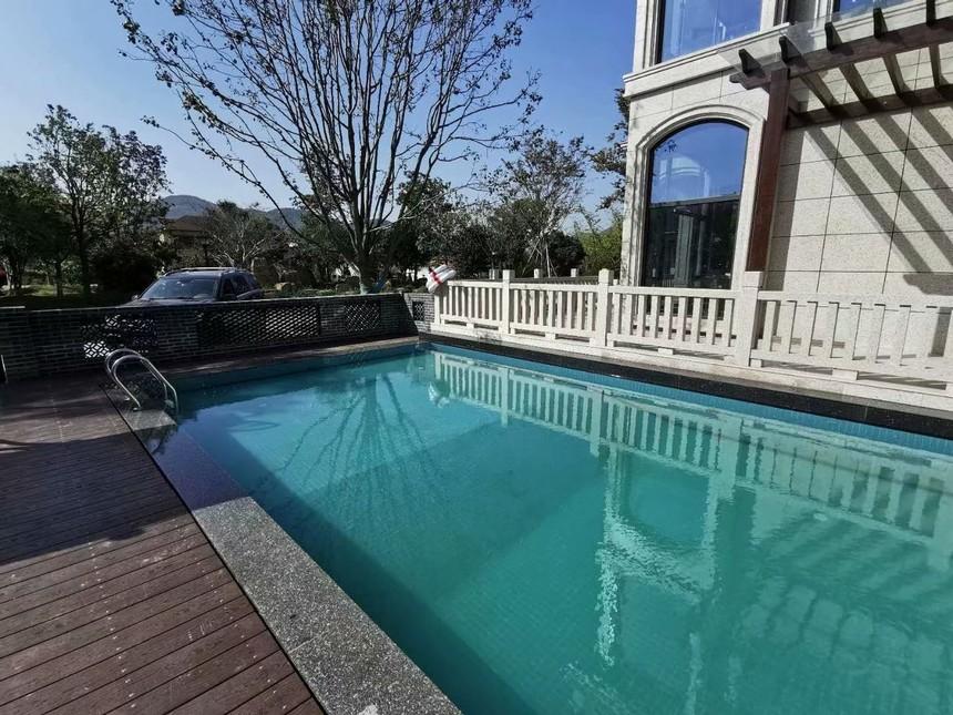 富阳泳池工程