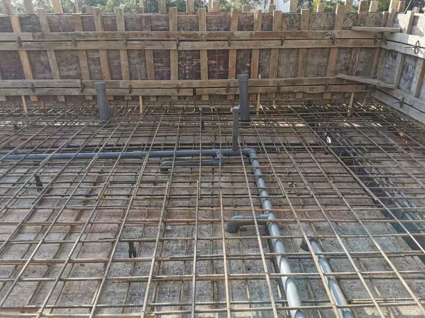 无边泳池工程