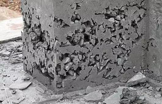 混凝土下层外表罕见题目及处置体例