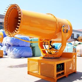 车载式风送远程喷雾机