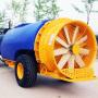 金原2000L牵引风送式果园打药机