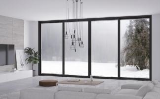 帕莱德系统门窗:中窄新生代
