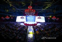 上海晚会 晚宴活动场地布置  现场灯光音响搭建