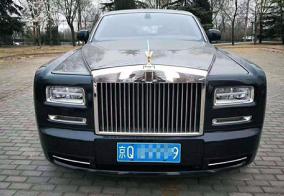 北京租车牌