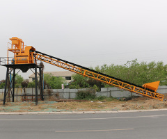 HZS60混凝土搅拌站
