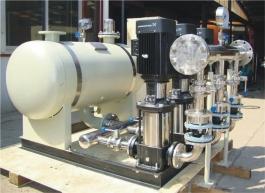 住宅小区-变频恒压供水设备