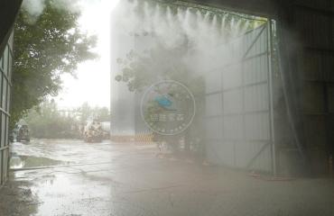 陕西西安第二市政工程公司拌合厂干