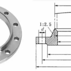 五种常见的对焊钢法兰
