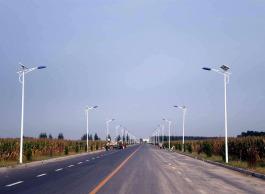 芜湖南陵县道路照明施工