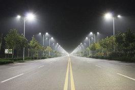 经开区某道路照明项目