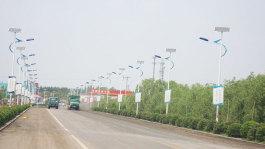 繁昌县某道路照明工程