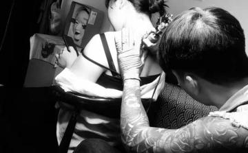 遇见纹身,遇见你-柳州阿里纹身