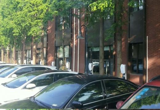 小区停车场客户案例